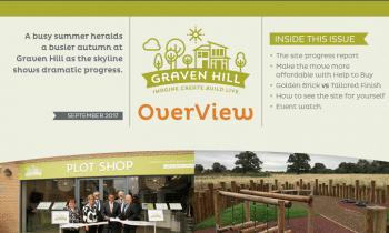 Graven Hill newsletter September 2017