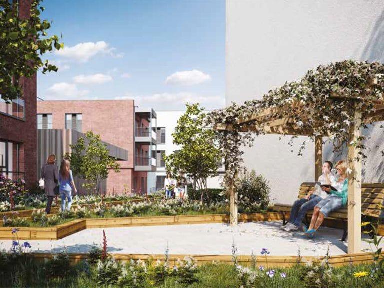 Graven Hill Apartments - External