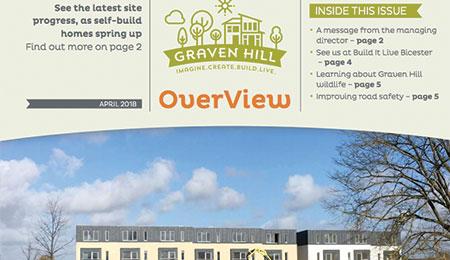 Graven Hill April 2018 Newsletter