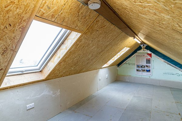Education Home – Attic