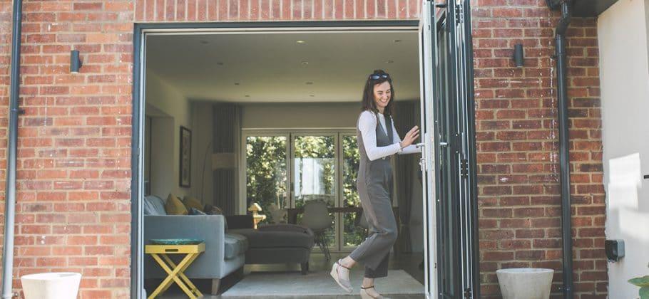 Bi-fold Doors - lapd Architects