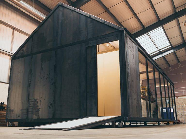 Built & Spaces - Grand Designs Live