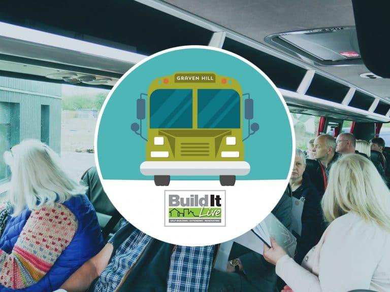 Bus Tours - Build It Live 2019