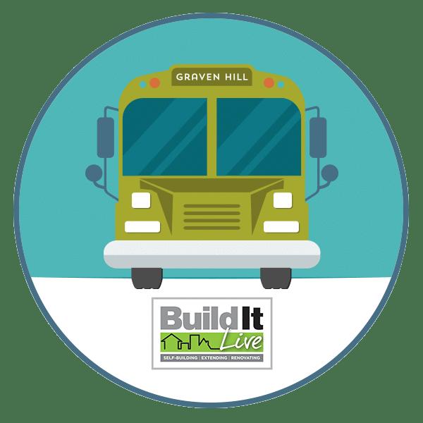 Bus Tours - Icon - Build It Live Bicester