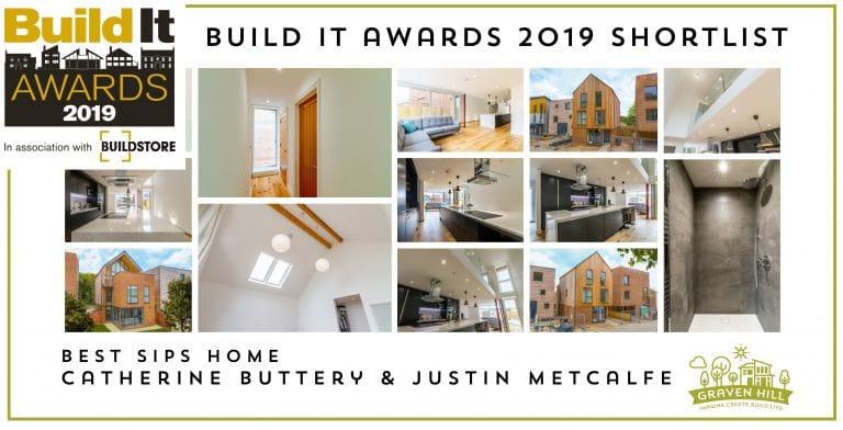 Build It Awards Shortlist - Best SIPS Home - Ecofast