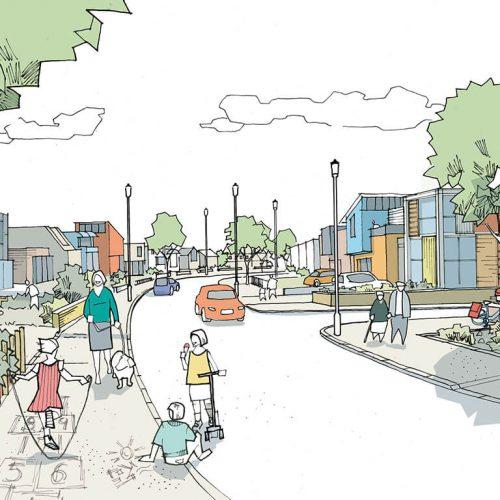 Graven Hill Design Code - Community Streets