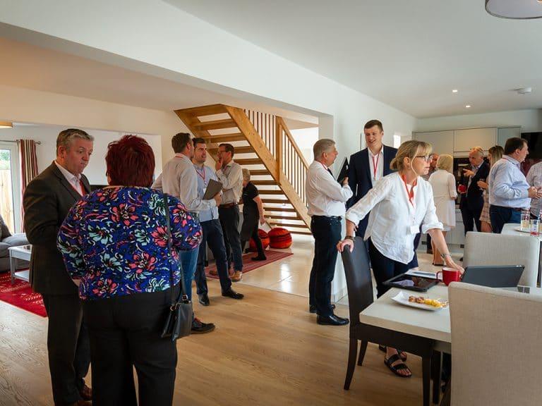 Dan-Wood Show Home – Grand Opening