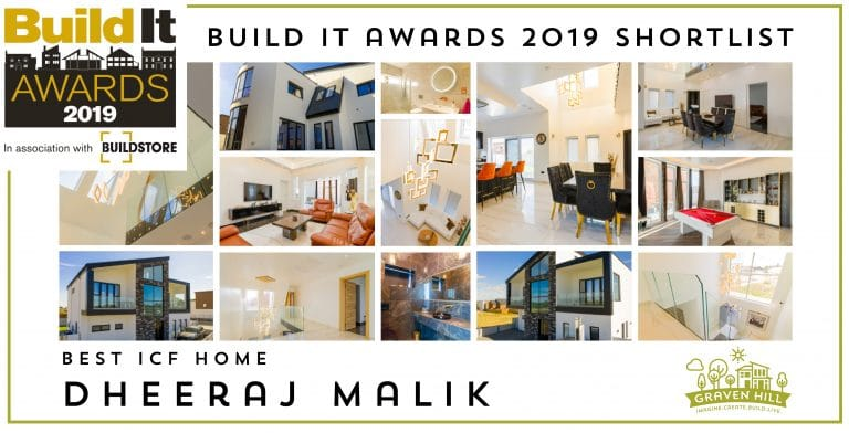 Build It Awards Shortlist - Best ICF Home - Dheeraj Malik