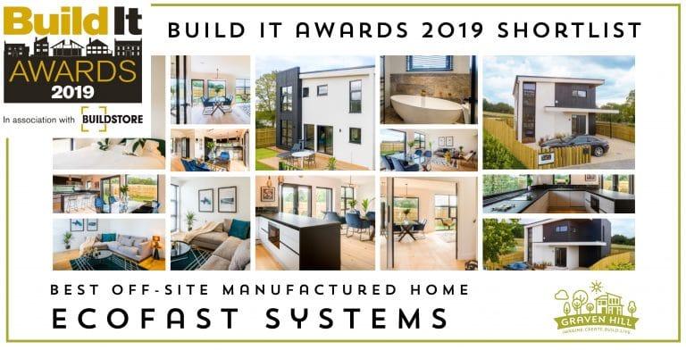Build It Awards Shortlist - Best Off-Site Manufactured Home - Ecofast