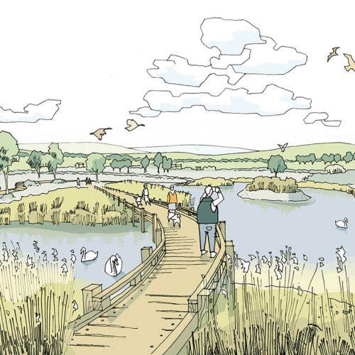 Graven Hill Design Code - Gateway Park