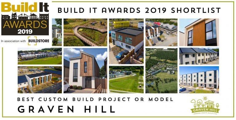 Build It Awards Shortlist - Graven Hill