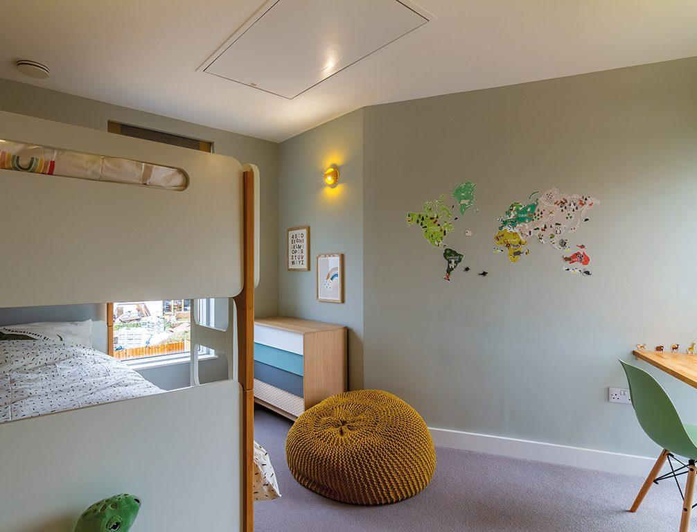 HexxHome Show Home – Bedroom 3 – Children's Room