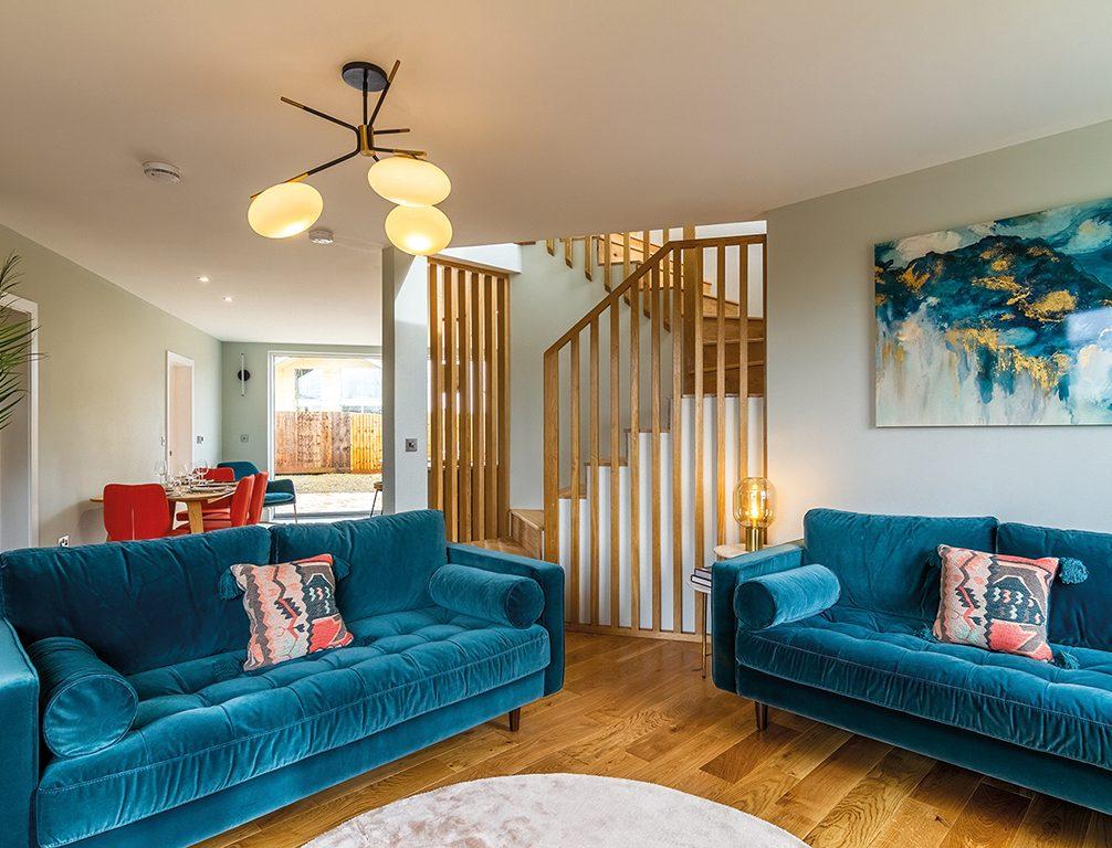HexxHome Show Home – Living Area