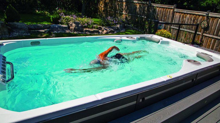 Hydropool Swim Spa - Grand Designs Live