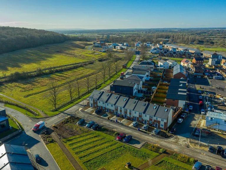 January 2021 - View of Graven Hill development_3