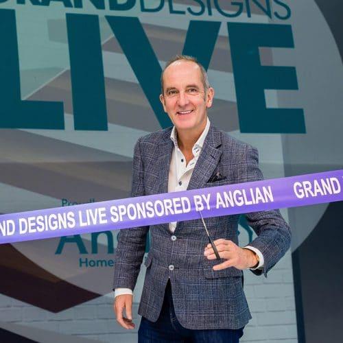 Kevin McCloud - Grand Designs Live 2019