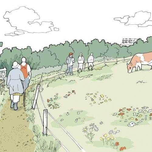 Graven Hill Design Code - meadows