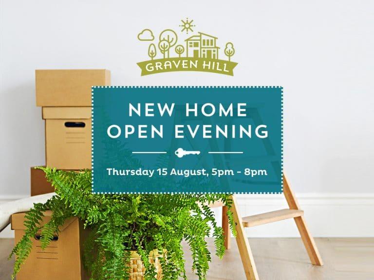 New Home Open Evening
