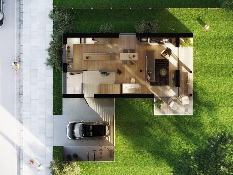 nHouse - Floorplan