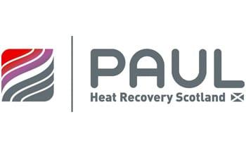 PAUL Heat Recovery Scotland - Trade Directory Supplier Logo