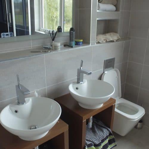 Plot 10 - Garrie & Sue Grand Designs - Bathroom