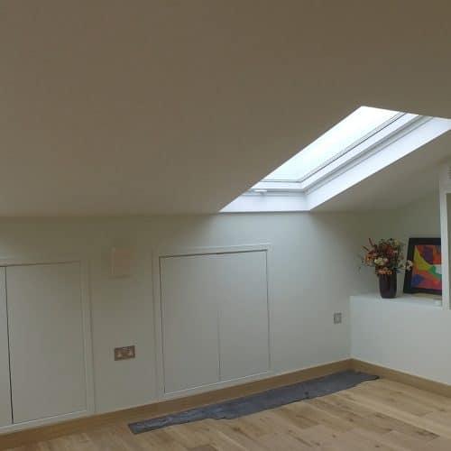 Plot 10 - Garrie & Sue Grand Designs - Inside Garden