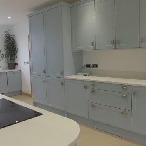 Plot 10 - Garrie & Sue Grand Designs - Kitchen