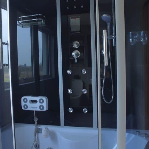 Plot 10 - Garrie & Sue Grand Designs - Shower