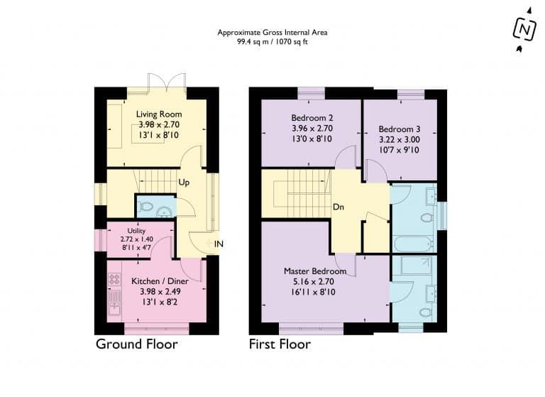 Floorplan 166 & 168