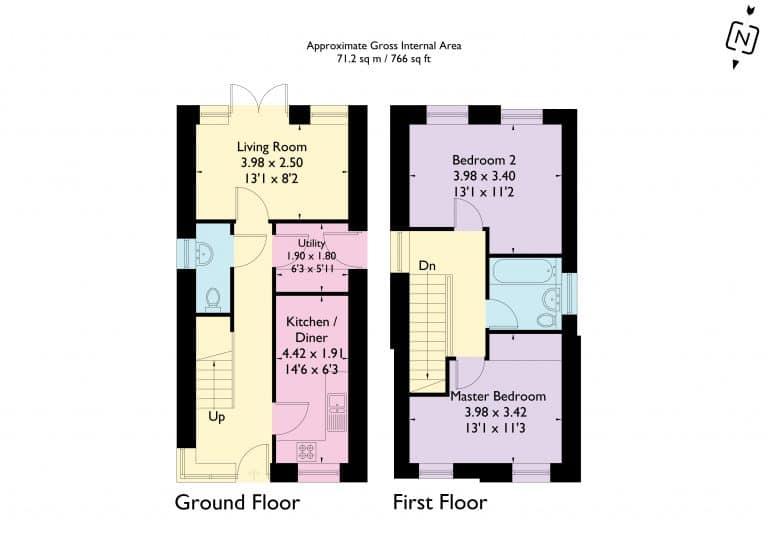 Floorplan Option 1 - 167. 169 + 170