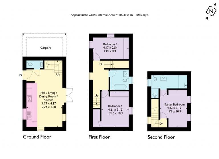 Plot 171 - Floorplan - Option 1
