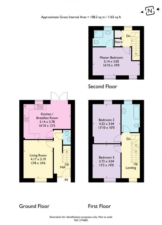Plot 20-25 - Floorplan Option 2