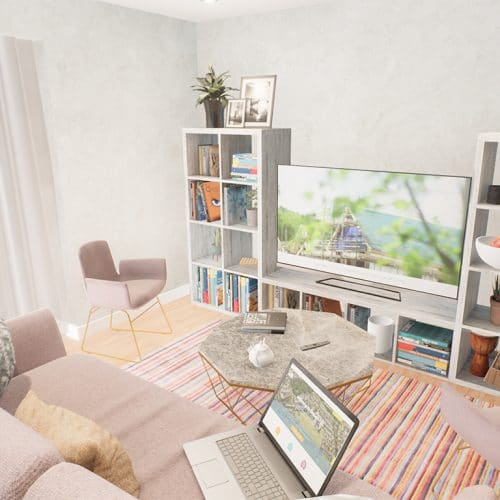 Plot 224 - Living Room CGI_6