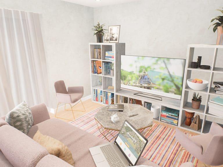 Plot 224 - Living Room CGI_6