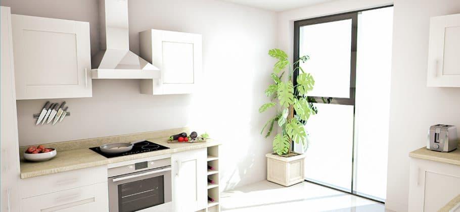 Plot 228 - Kitchen
