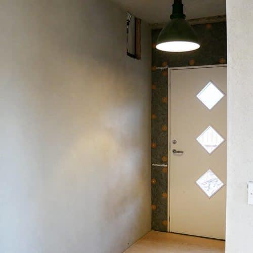 Plot 6 - Paul Troop - GDTS - Hallway-Hempcrete