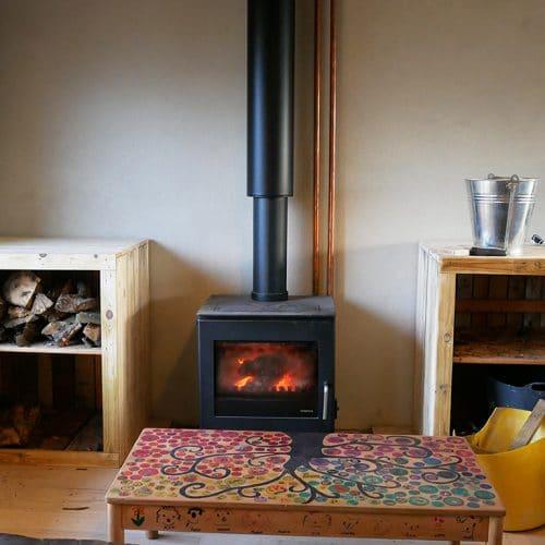 Plot 6 - Paul Troop - GDTS - Living Room-Fireplace
