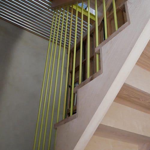 Plot 6 - Paul Troop - GDTS - Stairs2