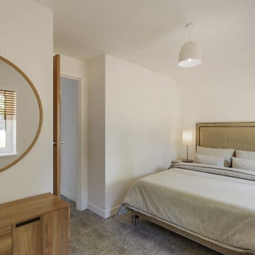 The Darwin - Bedroom 2 - Plot 99