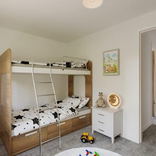 The Darwin - Bedroom 1 - Plot 99