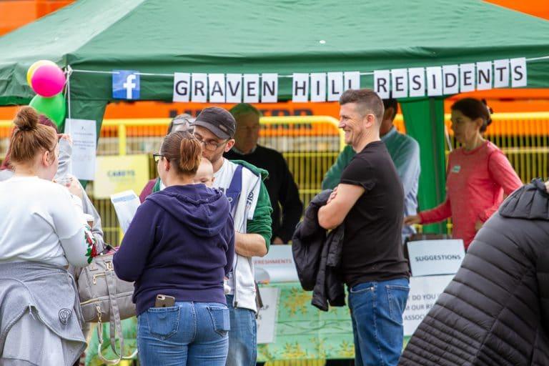 Graven Hill Community Day