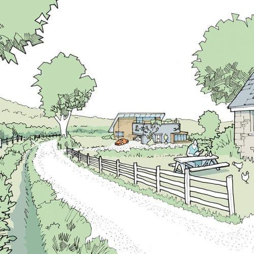 Graven Hill Design Code - Rural Lanes