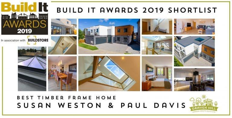 Build It Awards Shortlist - Best Timberframe Home - Susan Weston
