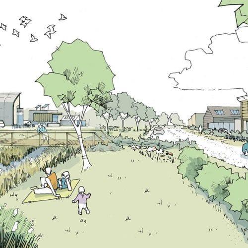 Graven Hill Design Code - Swale Parks