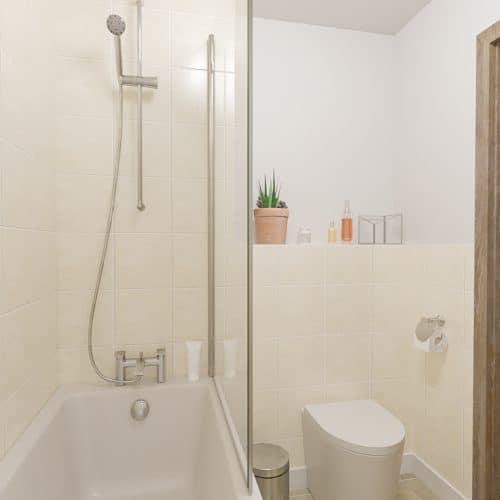 The Eden - Bathroom - Plot 195