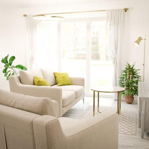 The Eden - Plot 192 & 194 - Living Room-5