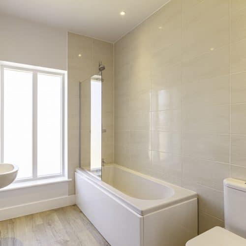 The Sandford - Bathroom - Plot 21