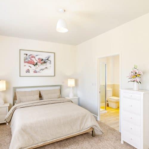 The Sandford - Master Bedroom - Plot 21