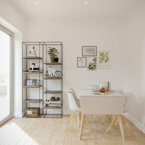 The Sandford - Kitchen_3 - Plot 21 & 24