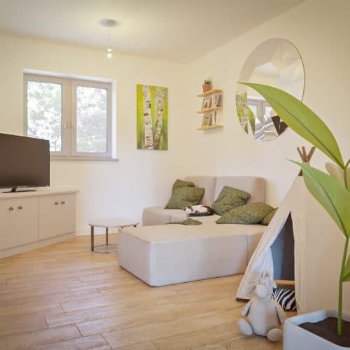 The Sandford - Living Room_1 - Plot 21 & 24
